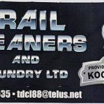 Trail Cleaners & Laundry Ltd.